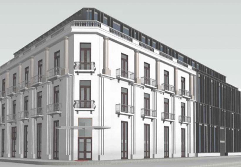 HOTEL COLÓN (Sto. Domingo)