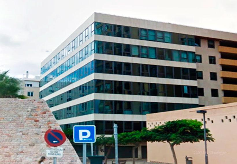 EDIFICIO IBERIA (Las Palmas)
